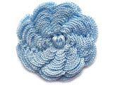 Free Crochet flower Pattern.