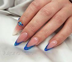 French Manicure Nails, Nail Designs, Hair Beauty, Treats, Beautiful, Facebook, Nail Ideas, Paris, Pretty Nails
