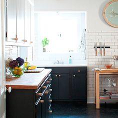 Roseland Greene: kitchens