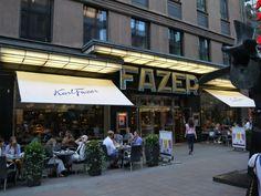 Fazer Cafe☆Helsinki