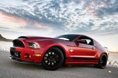 Mustang GT-500 Super Snake