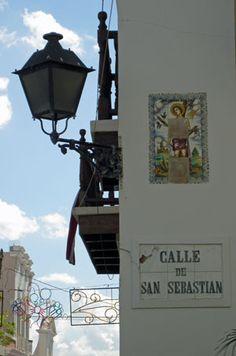 La Calle de San Sebastian, Viejo San Juan