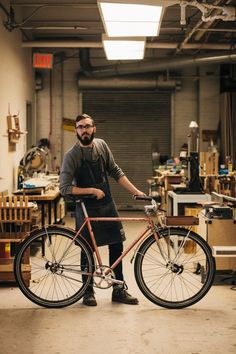 Photographer Sam Polcer's bicycle project