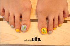 幾何学模様ネイル福岡のネイルサロンウーニャnailsalonuna #nail#nailart#geometric#footnail#fukuoka