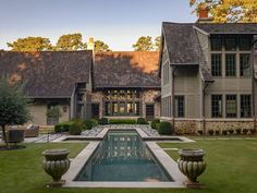 Custom Home Builders, Custom Homes, Texas Country Homes, Atlanta Market, Exterior Trim, Exterior Design, House Extensions, Ranch Style, House Styles