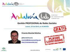 El 21 de Marzo fue en Cádiz... lleno total.  El 5 de Abril fue en Marbella... lleno total.  Y el 20 de Abril será en Almería. ¿Nos vemos allí? Social Media, Words, Socialism, Social Networks, Atelier, Events, Tuesday, How To Make, Management