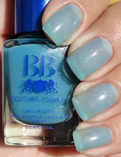 BB Couture - Radiation Blue Glare