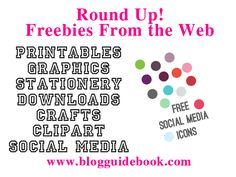Ongoing list of freebies from around the web - add your own