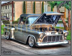 1955 chevy truck - Google Search