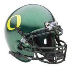 University of Oregon Ducks football game helmet. Made a Oregon helmet cake once, it was pretty legit!