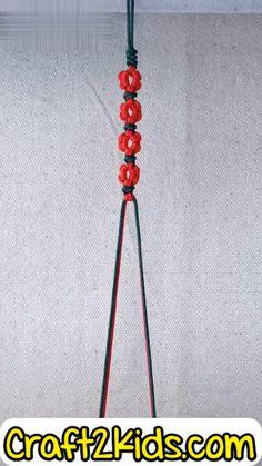 Diy Friendship Bracelets Tutorial, Diy Bracelets Easy, Friendship Bracelet Patterns, Braided Bracelets, Handmade Wire Jewelry, Diy Crafts Jewelry, Bracelet Crafts, Flower Bracelet, Diy Bracelets Patterns