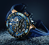 Close-Up: The Boutique-Exclusive Ulysse Nardin Blue Toro | WatchTime - USA's No.1 Watch Magazine