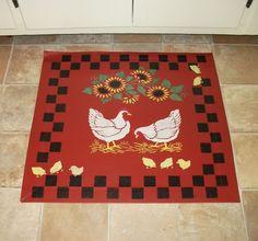floor cloth by me, NitA