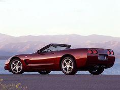 """Chevrolet Corvette Convertible """"50th Anniversary"""""""