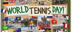 Journée mondiale du tennis by Hôtel*** restaurant gourmand Coco Lodge Majunga.