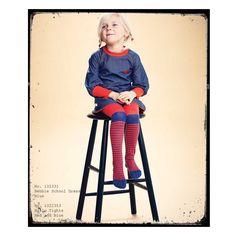 Knotsknetter - Albababy Bebbie school dress - Meisjes