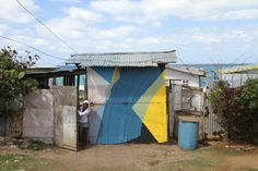jamaican Paintings murals | MOMO – New Murals in Jamaica and Cuba for Darmon Project