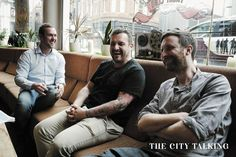 TCT 14: Outlaws Yacht Club In Their Own Words // Photo by Shang-Ting Peng