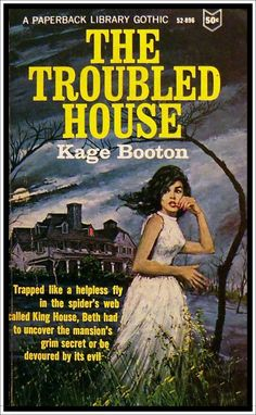 More like the troubled blouse. Is that really appropriate attire for wandering the moors?