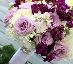 It's bit late but happy anniversary Lyndsi!  #thefloralcottageflorist #flashbackfriday #bridalbouquet #louisianaweddings #ascensionweddings #lavenderroses