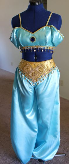 Embellished Jasmine Costume Inspired by the Parks by CaitsBoutique, $280.00