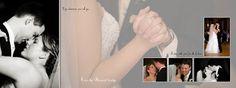 Mikey & Ryan Wedding Album Design » Fries the Moment