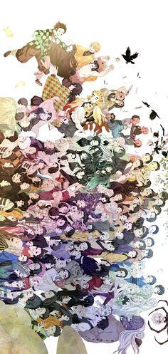 Fanarts Anime, Anime Chibi, Kawaii Anime, Anime Characters, Manga Anime, Anime Art, Anime Angel, Anime Demon, Slayer Meme