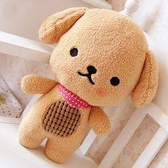 Biscuits Dog Plush Toy Panda Doll Plush Toy