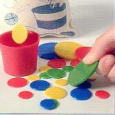 Tidly winks I loved playing this with my grandmother!
