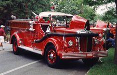 Mack Fire Apparatus 4