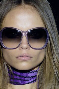 Gucci Fall 06. My fave sunglasses of all time