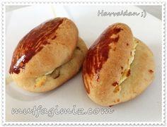Gerçek Pastane Poğaçası mutfagimiz.com | mutfagimiz.com