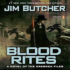 awesome Blood Rites | Jim Butcher | AudioBook Free Download