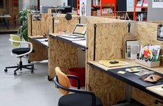"""Arbeitsmöbel: Tischsystem """"Hack"""" von Konstantin Grcic für Vitra - [SCHÖNER WOHNEN]"""