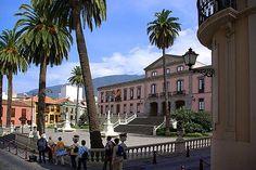 La Orotava - Tenerife - Canary Island - Spain