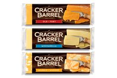 KRAFT | Cracker Barrel. Rebrand by Davis. Crackers, Cheese, Candy, Food, Marble, Pretzels, Eten, Candles, Biscuit