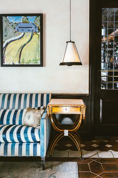 The Greenwich Hotel in New York City is a stunner - Book your stay now on The Venue Report! Greenwich Hotel, Tibetan Rugs, Country House Design, Leading Hotels, Italian Villa, Moroccan Tiles, Lower Manhattan, House Restaurant, Heart For Kids