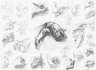 Draw hands