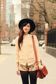 Flashes of Style: Pastel + Florals