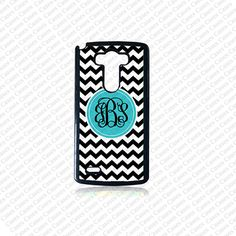 Hey, I found this really awesome Etsy listing at https://www.etsy.com/listing/200162940/monogram-phone-case-black-and-teal