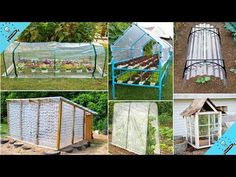100 cheap & easy diy greenhouse ideas diy garden - home diy