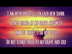 Native American Prayer for the Grieving - Forever In My Heart - Touching Poems Quotes