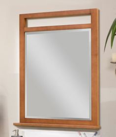 The Lawton bath collection mirror.  Find out more at www.sagehilldesigns.com.