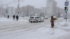 Video about Traffic slowed by snow - snow fall. Video of road, romania, snow - 65405594 Romania, Snow, Fall, Winter, Nature, Outdoor, Image, Autumn, Winter Time