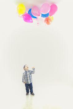Os meus balões.