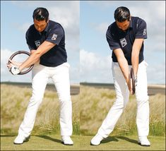Improve your swing DNA