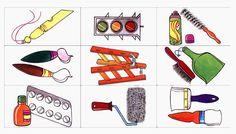 Z internetu - Sisa Stipa - Webové albumy programu Picasa Community Workers, Community Helpers, Diy And Crafts, Crafts For Kids, Paper Crafts, Stipa, Card Games, Game Cards, Worksheets