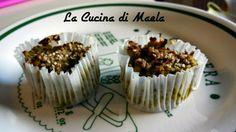 La cucina di Maela: Burger di lupini (e zucchine e basilico)