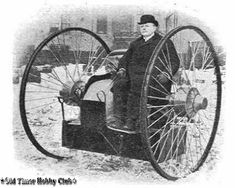 1897 ANOVEL TWO-WHEELED ELECTRIC VEHICLE  P 2  22-5