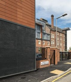 Iconic brewery transformed with Carea cladding
